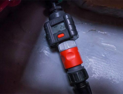 Monitorare il consumo di acqua dolce di servizio a bordo.